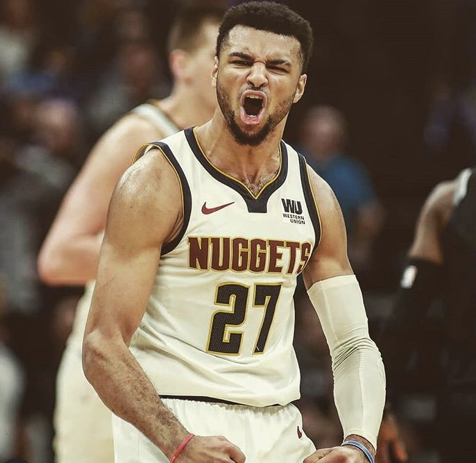 Jamal Murray: 4/23/19 NBA PLAYOFFS: GO HARD OR GO HOME